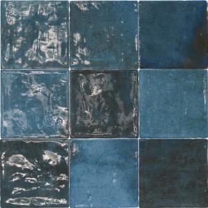 Class zellige Azul Oscuro 10x10 cm